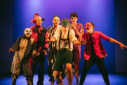 Courtyard Youth Theatre in A Midsummer Night's Dream