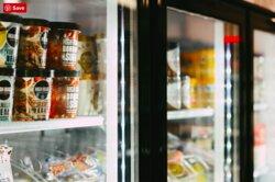 Market - frozen foods