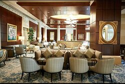 """Enjoy your breakfast at the lobby lounge """""""