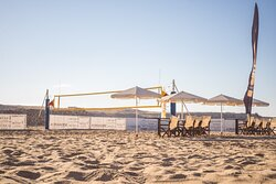 for our beach volley lovers