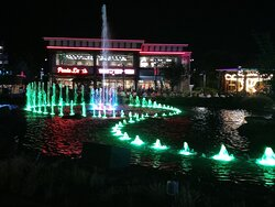 Center of Pigeon Forge