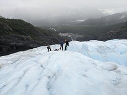 If you want an adventure! Do it and do it with Liquid Adventure and Exit Glacier Guides!