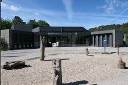 Buitencentrum Schoorlse duinen, met watertappunt