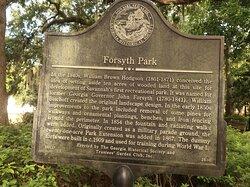Info about Forsyth Park