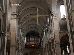 Notre-Dame-des-Champs : havre de paix ….. et d'art