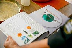 Master Chef. Gianfranco Chiarini's latest book - (Ancient Techniques, Modern Looks) @ DBR (Dieci Boutique Restaurant).