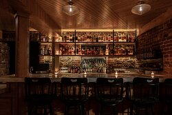 Rumored to have been both a brothel and a speakeasy, this bar has some tales to tell.