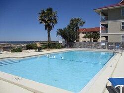 A  Pool to enjoy.