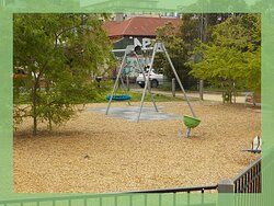 Green Park Playground, near Nicholson Street