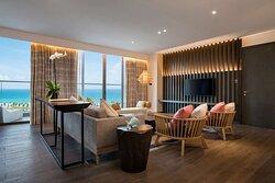 Presidential Suite - Ocean view