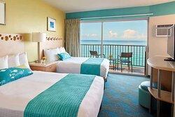 Aston Waikiki Circle Hotel - Oceanfront Deluxe