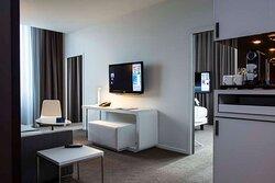 Suite - Separate living area