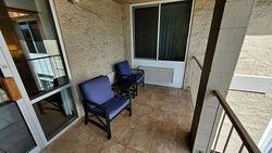 Courtyard Suite Balcony