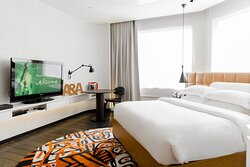 Eden Nirwana Room Bedroom