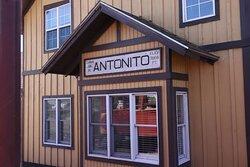 Train station at Antonito CO
