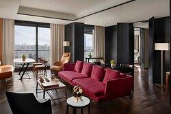 Deluxe City View Suite