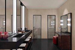 Deluxe City View Suite - Bathroom