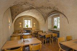 Lower restaurant