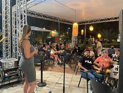 Actuaciones en directo en Bellagio