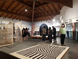 Inaugurazione mostra INVENTARIO 20 2^ Biennale della Fiber art Sardegna. Mostra visitabile fino al 14 novembre 2021