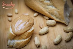 Delicious Freshly Made Peanut Butter without additives. 1 kg Only 39 GEL