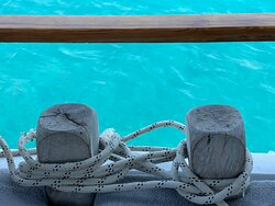 Şahane yemek tertemiz tekne daha ne olsun Delicious food, very clean boat, what else to look for.?  Highly recommended