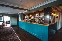 The bar also
