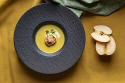 Cocos-Kurry Suppe