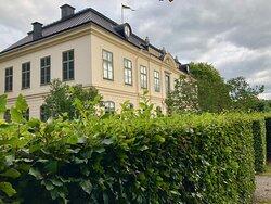 Sturehov castle - exterior