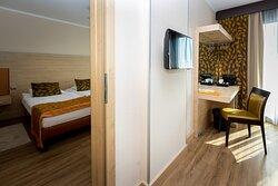 Kékfrankos suite