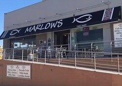 Fish supper at Marlows