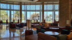 Sảnh resort