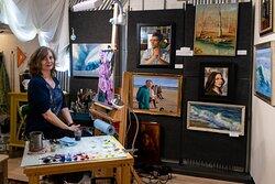 Studio Artist Maureen Dunlap