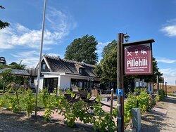 Restaurant and hotel Pillehill