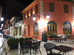 Pure and magical spot in the old city of Vlora- Albania