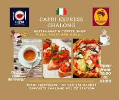 Capri Express Chalong Italian Restaurant & Coffee Shop