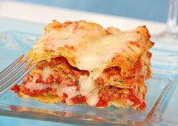 Capri Express Chalong Italian Restaurant & Coffee Shop Home-mde Lasagna Bolonese