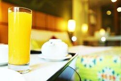 In room Bbreakfast