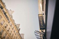 Hotel George - Facade