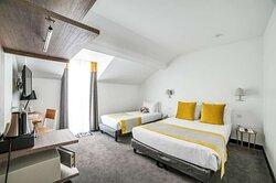 Hotel George - TRPL room