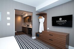 Corporate King Suite with Sofa Bed