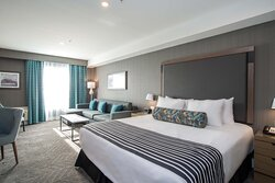 Corporate King Room with Sofa Bed