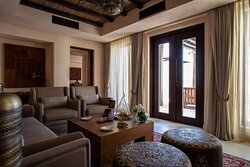 One and Two Bedroom Villa - Living Room