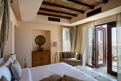 One and Two Bedroom Villa - Bedroom