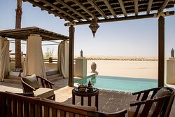 One and Two Bedroom Villa - Terrace