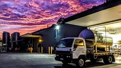 Our on-site brewery at Crowne Plaza Hunter Valley