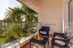 Luxury Guest Room - Balcony