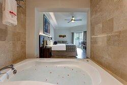 Luxury Junior Jacuzzi Suite