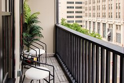 King Balcony Suite The New Yorker
