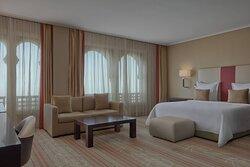 Diplomatic Suite - Bedroom
